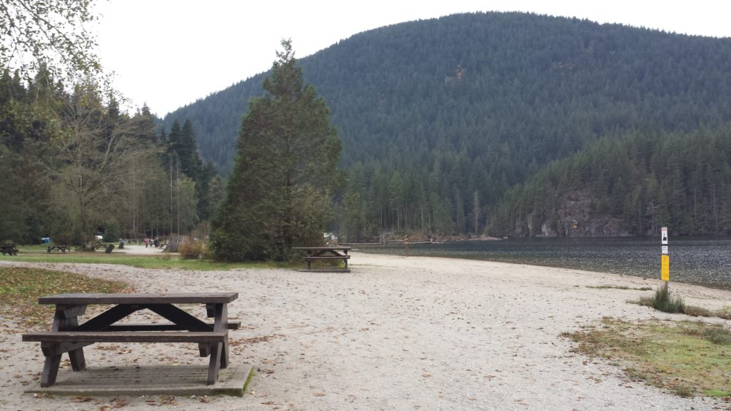 Buntzen Lake Recreation Area